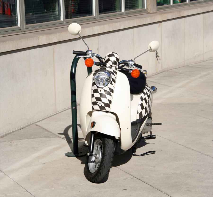 SICUREZZA SCOOTER