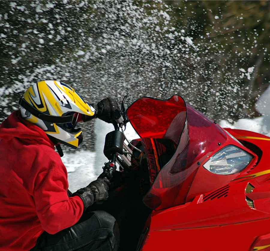 SICUREZZA SNOWMOBILE